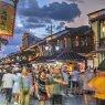 Hefang Street, Hangzhou, China